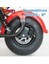 Patinete Chopper ROAN 2000W 60V 20AH - Motosapollo.com
