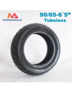 Neumatico 90/65-6.5 tubeless - Motosapollo.com