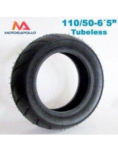 Neumatico 110/50-6.5 tubeless - Motosapollo.com