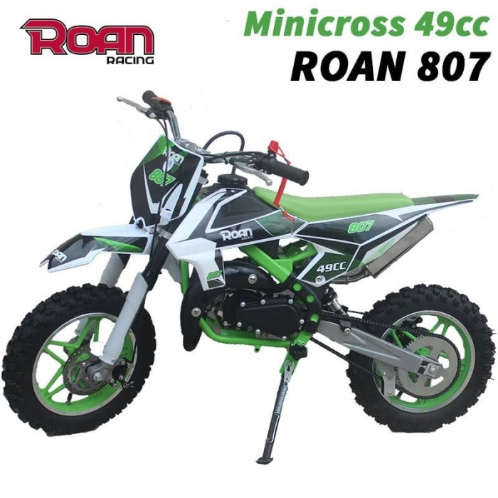 Mini cross 49cc ROAN 807 - Motosapollo.com
