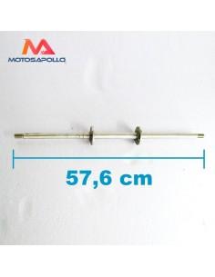 Eje trasero mini quad 49cc - Motosapollo.com