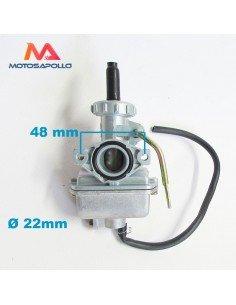 Carburador 22mm HS - Motosapollo.com