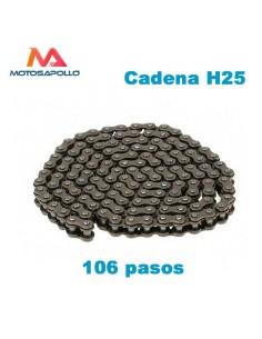 Cadena 25H 106 pasos - Motosapollo.com