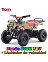 Miniquad electrico Panda 800W r6