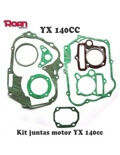 Kit juntas motor YX 140cc