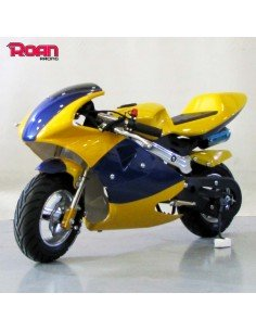 Minimoto 49cc GP pocket bike - Motosapollo.com