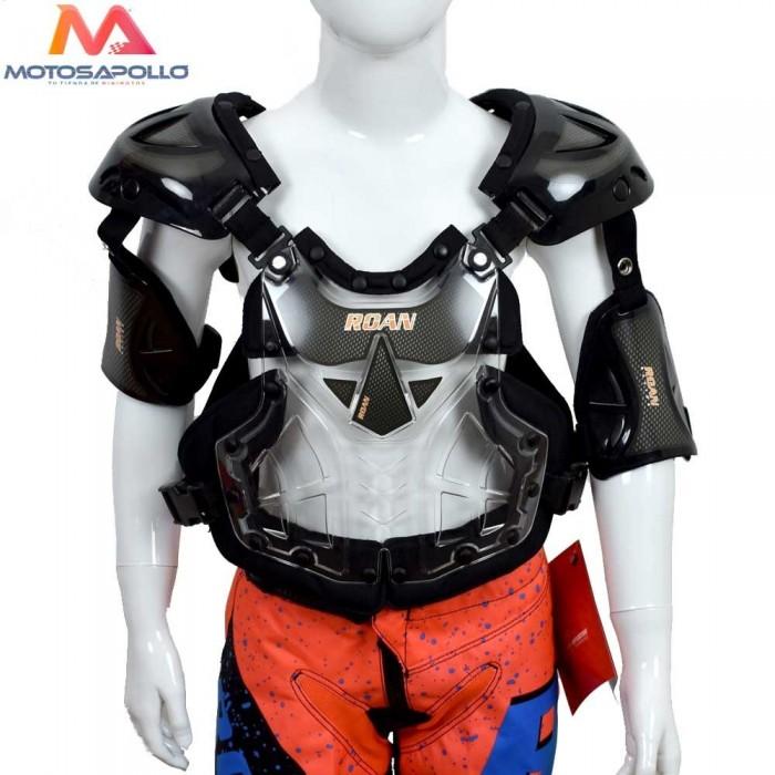 Peto niño(a) motocross roan gard-cross - Motosapollo