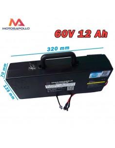 Batería interna litio 60v 12Ah
