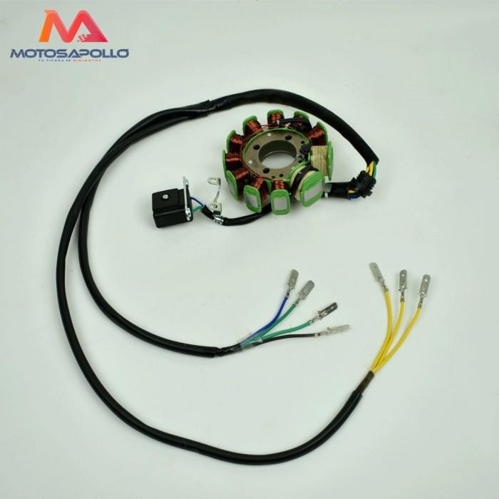 Encendido 11 bobinas - Motosapollo.com