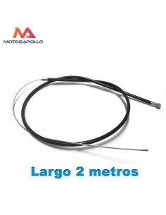 CABLE FRENO 2.00 metrosTRASERO PATINETE