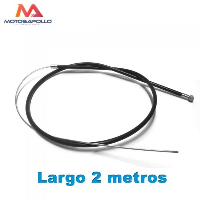 CABLE FRENO 2.00 metrosTRASERO PATINETE