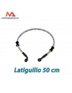 Latiguillo freno trasero pit bike racor 8/8mm- Motosapollo.com