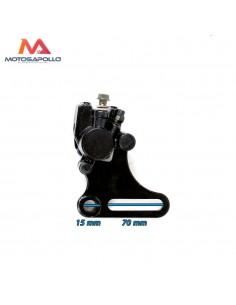 Pinza freno trasera hidráulica SDG pit bike racor 10 mm Motosapollo.com