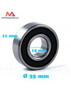 RODAMIENTO 6202 - 2RS (35 x 15 mm) TIMKEN-Motosapollo.com