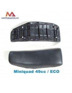 Asiento miniquad 49cc ECO - Motosapollo.com