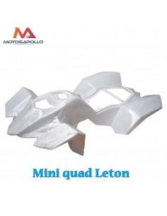 Plástico mini quad leton Motosapollo.com