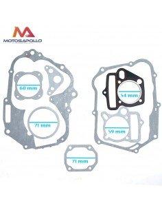 Kit junta motor 54mm 125-138CC LIFAN Motosapollo.com