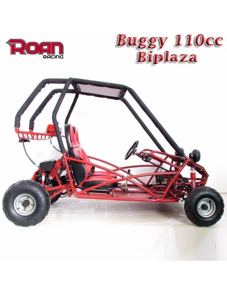 Buggy 110cc junior biplaza - Motosapollo.com