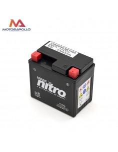 Batería 12V-6AH Nitro YTZ7S Motos de arranque Motosapollo.com
