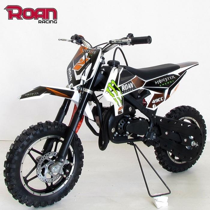 Mini cross 49cc ROAN 807 - Motosapollo.com