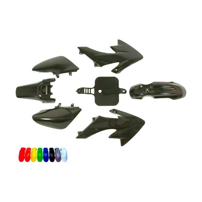 Kit Plasticos CRF 50