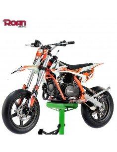 Pit bike 125cc supermotard roan