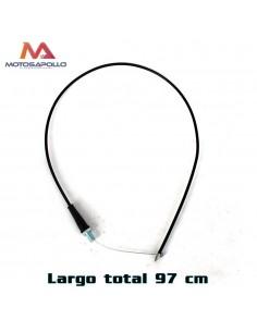 Cable acelerador pit bike recto 97cm Motosapollo.com