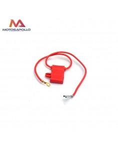 Porta fusible 24v patinete eléctrico - Motosapollo.com