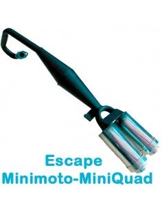 Escape minimoto doble salida - 1
