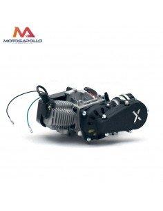 Motor 2 tiempos 49cc minicross - Motosapollo.com