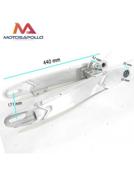 Basculante aluminio 440mm - Motosapollo.com