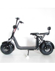Patinete electrico 1000W 60V Chopper - Motosapollo.com