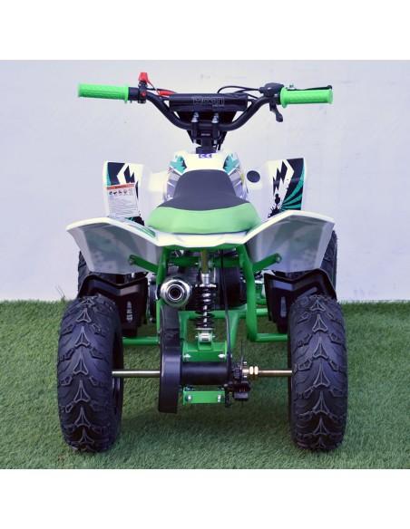 """MiniQuad 49cc ROAN Leton R6""""  Motosapollo.com"""