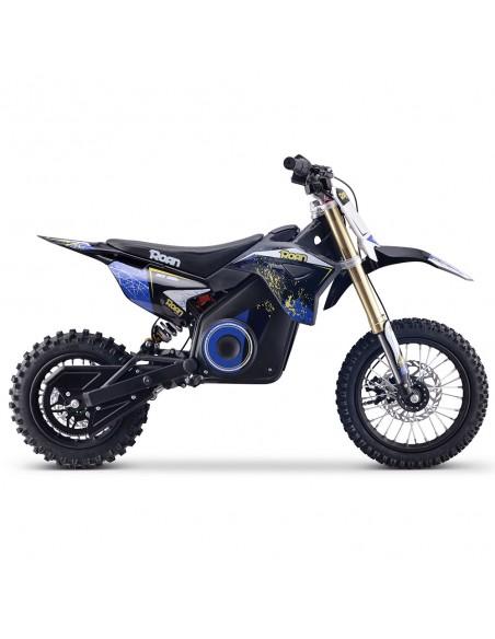 Minicross eléctrica 1100W Roan 903 litio - 4