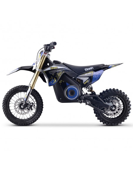 Minicross eléctrica 1100W Roan 903 litio - 3