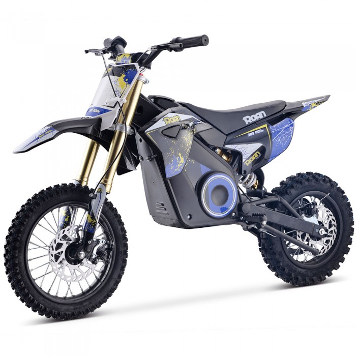 Minicross eléctrica 1100W Roan 903 litio - 1