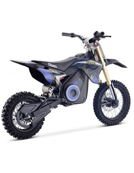 Minicross eléctrica 1100W Roan 903 litio - 6
