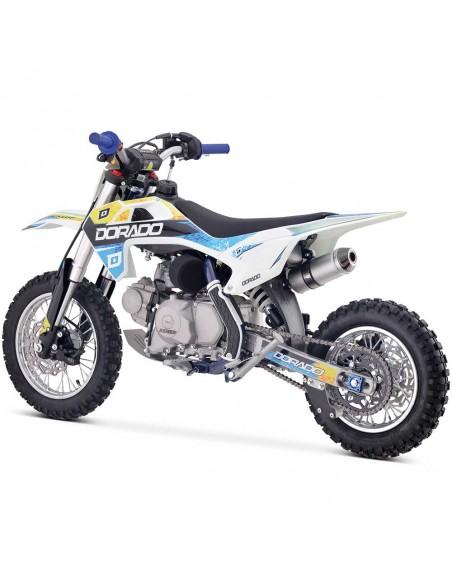Pit bike Dorado DK50 12/10 Automática (2021) - 2