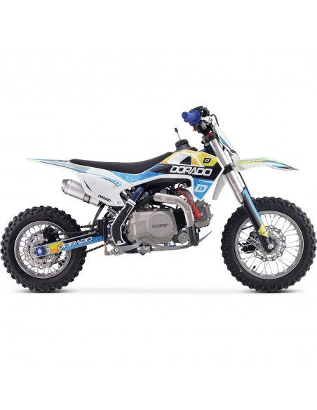 Pit bike Dorado DK50 12/10 Automática (2021) - 3
