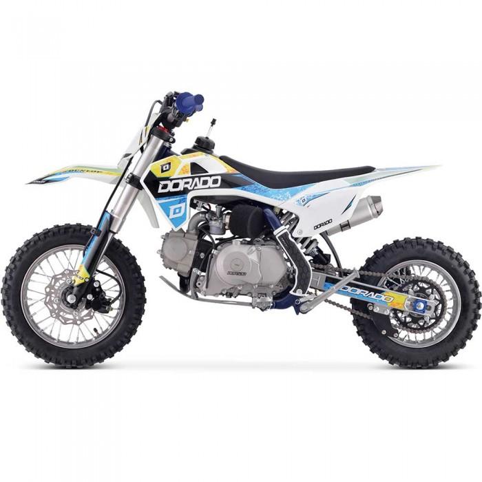 Pit bike Dorado DK50 12/10 Automática (2021) - 5
