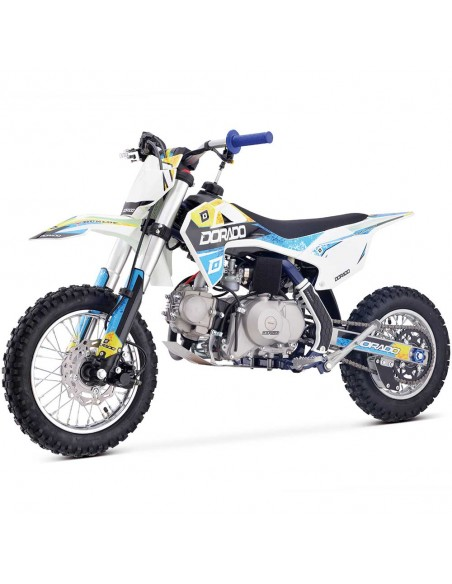 Pit bike Dorado DK50 12/10 Automática (2021) - 6