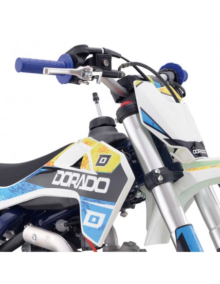 Pit bike Dorado DK50 12/10 Automática (2021) - 17
