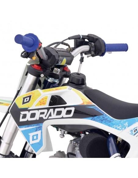 Pit bike Dorado DK50 12/10 Automática (2021) - 18