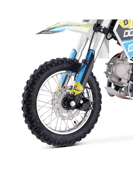 Pit bike Dorado DK50 12/10 Automática (2021) - 21