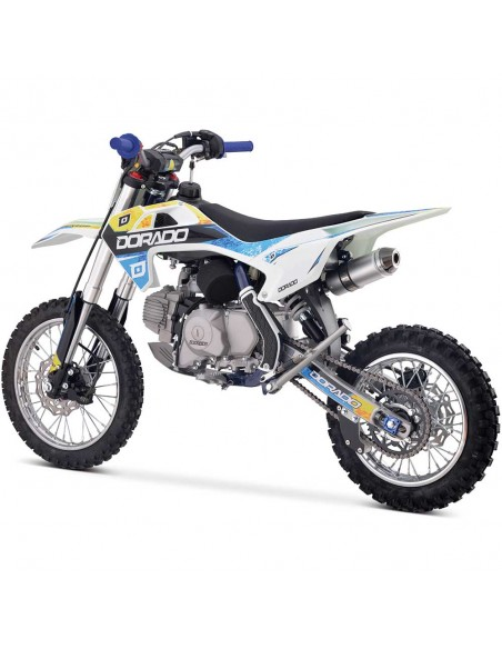 Pit bike Dorado DK110 14/12 automática (2021) - 9