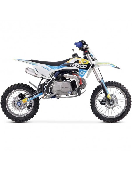 Pit bike Dorado DK110 14/12 automática (2021) - 13