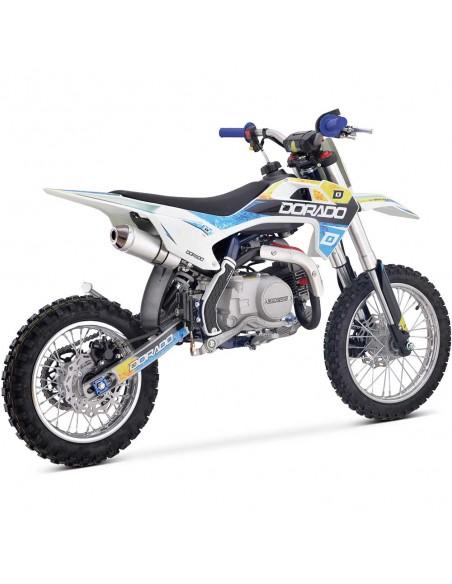 Pit bike Dorado DK110 14/12 automática (2021) - 14