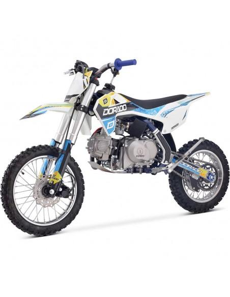 Pit bike Dorado DK110 14/12 automática (2021) - 15