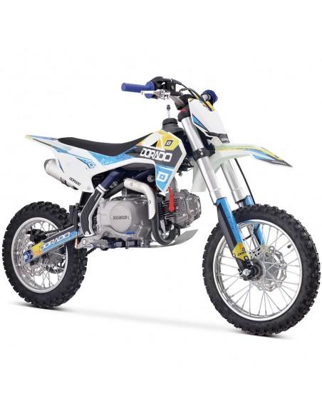 Pit bike Dorado DK110 14/12 automática (2021) - 16