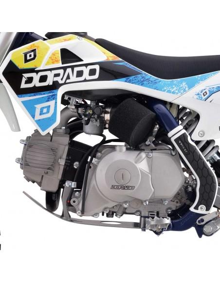 Pit bike Dorado DK110 14/12 automática (2021) - 17